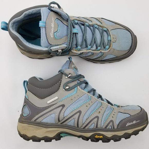 Eddie Bauer Womens Hiking Boots Size 75